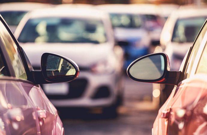 Stłuczka parkingowa – co robić?